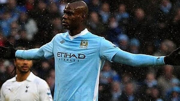 Mario Balotelli helped Manchester City win their first top flight title in more than 40 years.