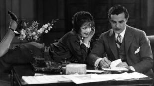 Le film «Le Coup de Foudre» de Clarence Bagder est à l'origine de l'expression «It Girl».