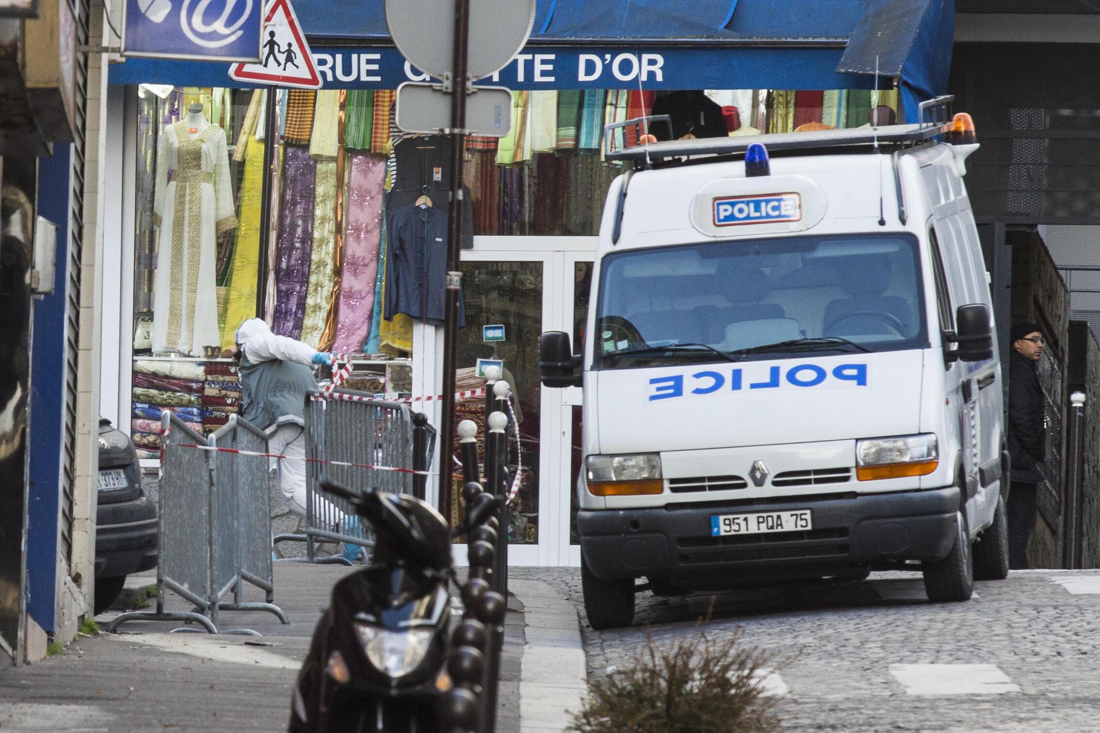 В парижском «неблагополучном квартале» Goutte d'Or в последние месяцы ситуация с безопасностью только ухудшилась, говорят местные жители