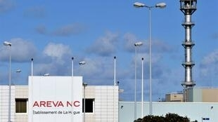 The  Areva plant at La Hague from where the MOX was sent to Cherbourg