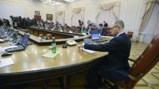Заседание правительства Украины 1 марта 2014