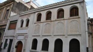 Primeira mesquita da Itália, na Catânia.