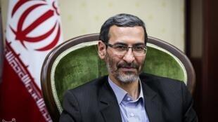 محمدعلی پورمختار٬ نمایندۀ مجلس شورای اسلامی وعضو کمیسیون حقوقی و قضایی