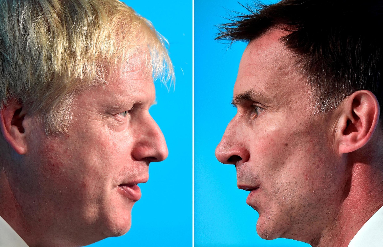 Acontece nesta terça-feira (9) o primeiro debate entre Boris Johnson e Jeremy Hunt pela disputa do Partido Conservador e consequentemente do cargo de primeiro-ministro.