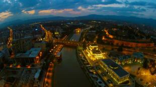 Как минимум 20 человек погибли от наводнения в Скопье