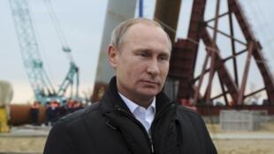 """Próximos do presidente russo Vladimir Putin são citados nos """"Panamá Papers"""""""
