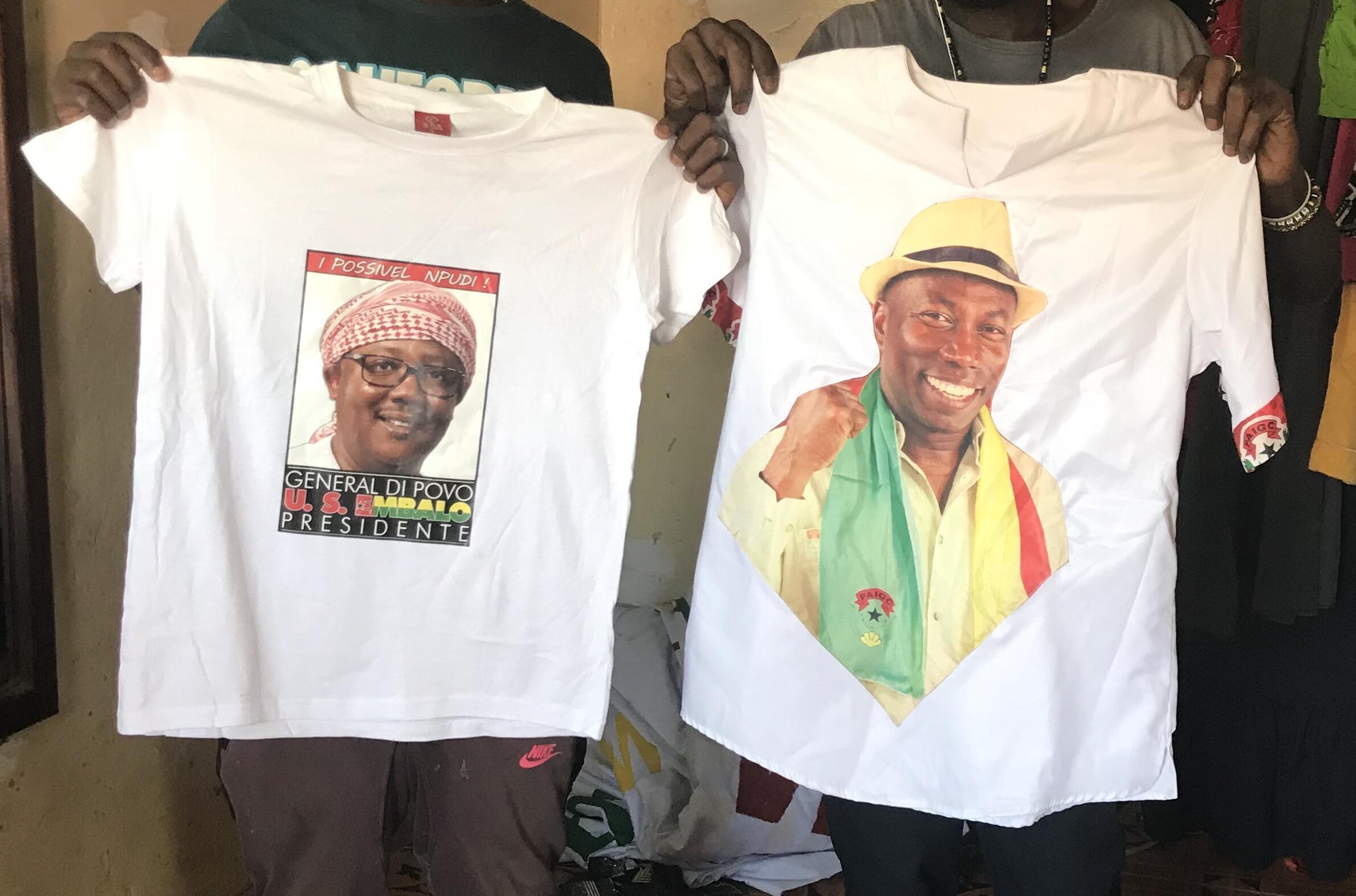 Candidatos Presidenciais Guiné-Bissau