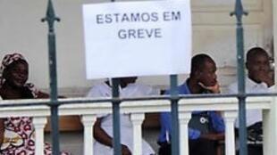 Suspensa greve do sector da justiça em São Tomé e Príncipe