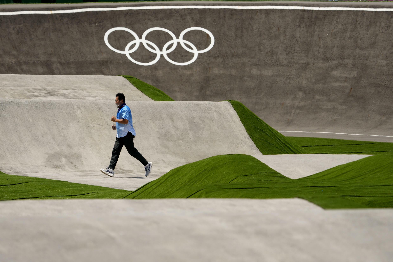 东京奥运会没有观众,气氛冷清