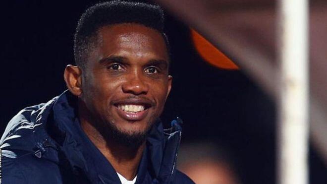 Samuel Eto'o akabiliwa na kibarua kigumu katika klabu yake ya Antalyaspor.