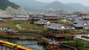 Chine - Pkin - Palais d'été - réplique
