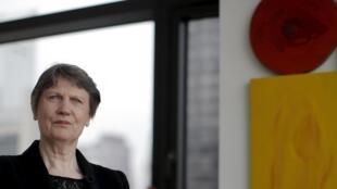 A neozelandesa Helen Clark faz parte das quatro mulheres candidatas ao cargo de secretário-geral da ONU.