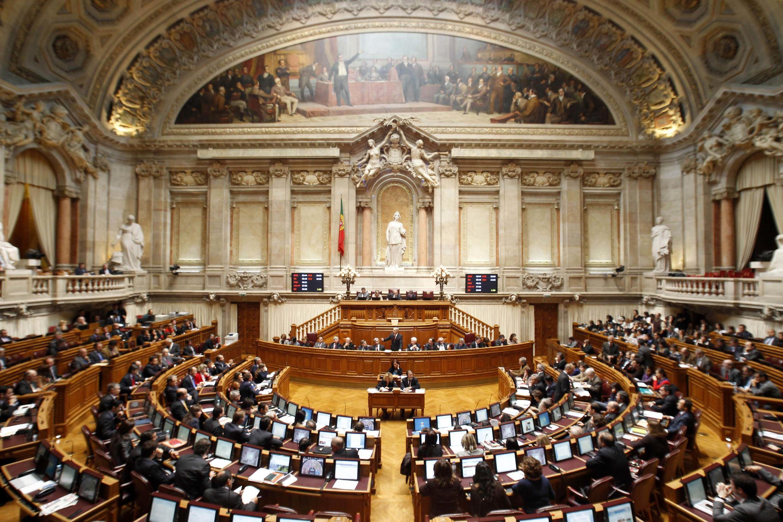 Parlamento português.