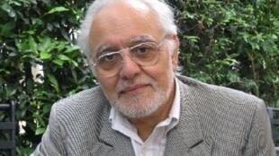 علی شاکری کنشگر سیاسی و تحلیلگر مقیم فرانسه