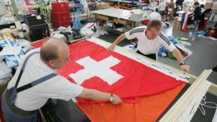 Les Suisses ont refusé par référendum d'adhérer à l'Espace économique européen (EEE) en 1992 (image d'illustration).