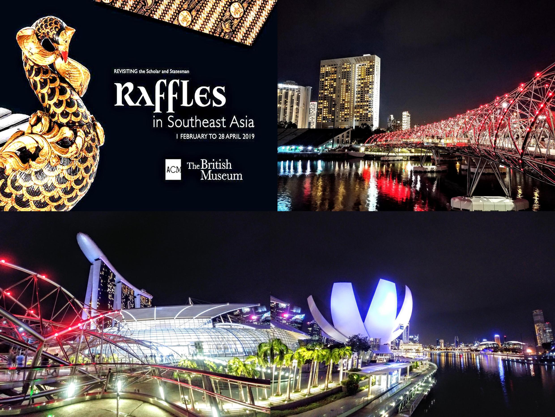200 sự kiện văn hóa lớn nhỏ sẽ diễn ra trong năm kỷ niệm 200 năm Raffles lập cảng Singapore