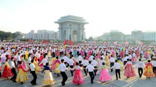 平壤9月9日举行庆祝朝鲜民主共和国成立68周年活动