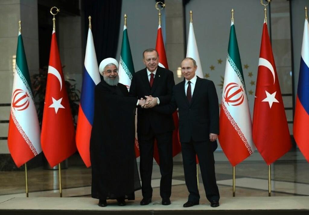 Erdogan awapokea wenzake wa Urusi Putin na Rohani wa Iran kuhusu hatima ya Syria.
