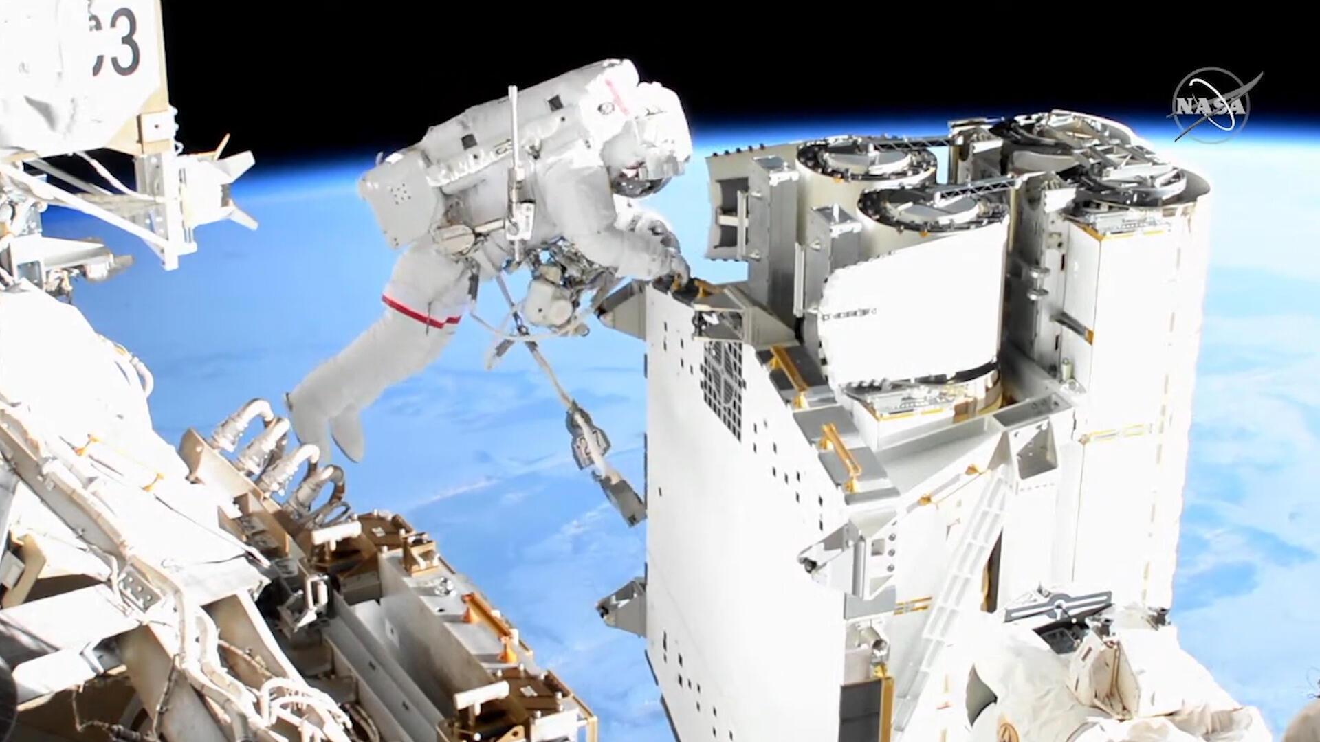 Pesquet Thomas NASA
