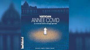 Couverture - La Croix Hebdo - Vatican - Année Covid
