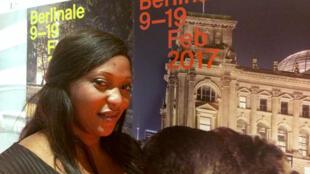 La Congolaise Vero Tshanda Beya, sérieuse candidate à un prix d'interprétation pour son rôle dans  « Félicité » d'Alain Gomis.