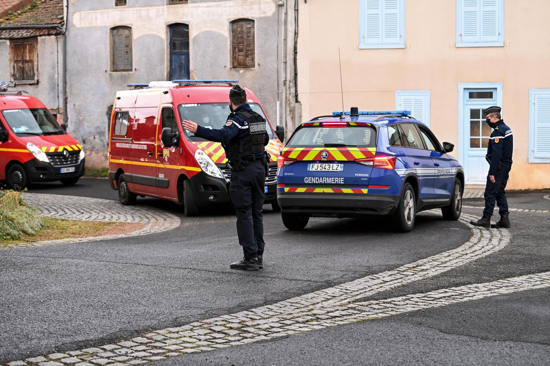 Gendarmes Pompiers Saint Just