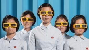 Le photographe Stéphan Gladieu publie Corée du Nord, aux éditions Actes