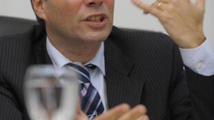 O procurador argentino Alberto Nisman, encontrado morto em seu apartamento