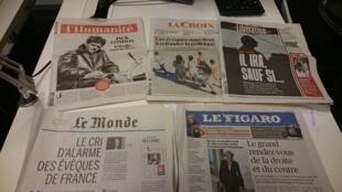 Diários franceses 13.10.2016
