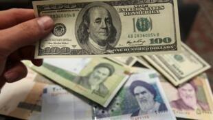 بازار ارز در ایران