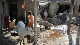 Des pluies torrentielles s'abattent depuis plusieurs jours dans la région de Kaboul. Des maisons en briques ont été emportées dans plus d'une dizaine de villages dans le district de Saroubi, situé à une heure de la capitale.