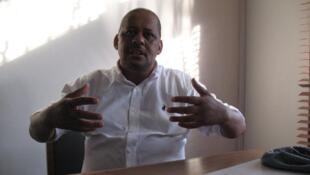 Politólogo moçambicano João Pereira