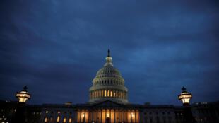 Trụ sở Quốc hội Mỹ, Washington,. Ảnh chụp ngày 30/12/2018.