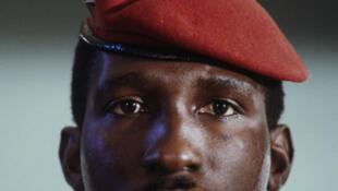 Le « Capitaine Thomas Sankara » revit grâce à des archives tirées de l'oubli par Christophe Cupelin.
