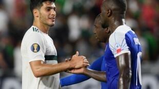Le Mexique a éliminé Haïti de la Gold Cup avec un score de 1-0.