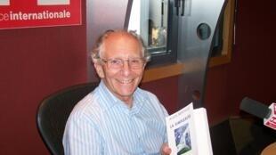 Alain Berthoz, professeur au collège de France
