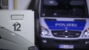 Polícia alemã deteve suspeito de cometer crime de guerra