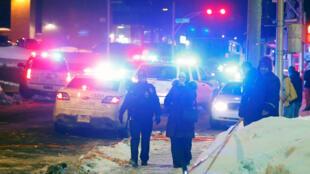 加拿大魁北克一所清真寺发生枪击案,凶手动机存疑