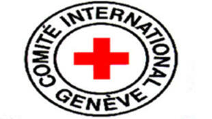 Logo du CICR, Comité international de la Croix-Rouge.