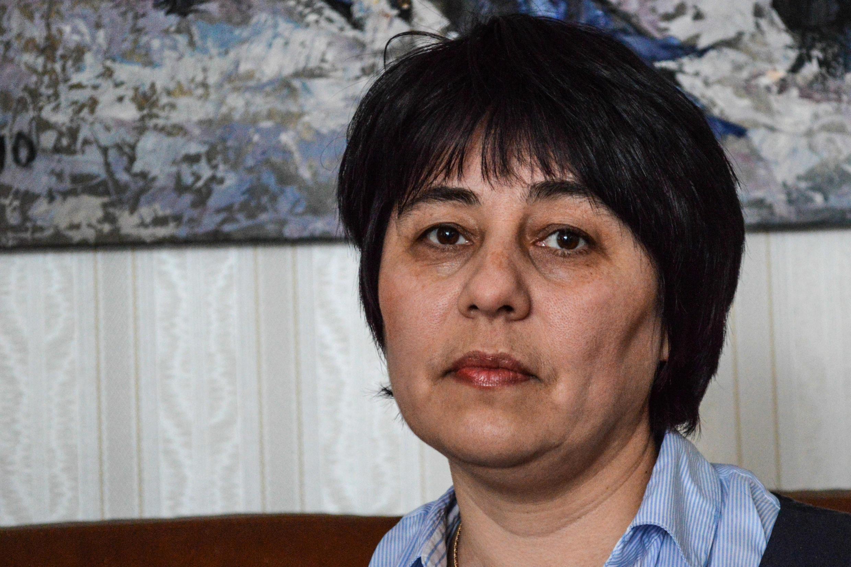 Надежда Атаева, глава ассоциации «Права человека в Центральной Азии», призывает российские власти расследовать дело об исчезновении таджикского активиста Эхсона Одинаева
