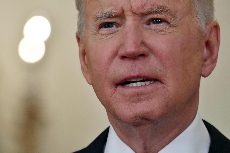 US President Joe Biden says world leaders are asking for help with coronavirus vaccines