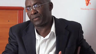 Achille Mbembe.