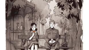 Détail d'un planche de la bande dessinée «Collaboration horizontale», de Navie et Carole Maurel.