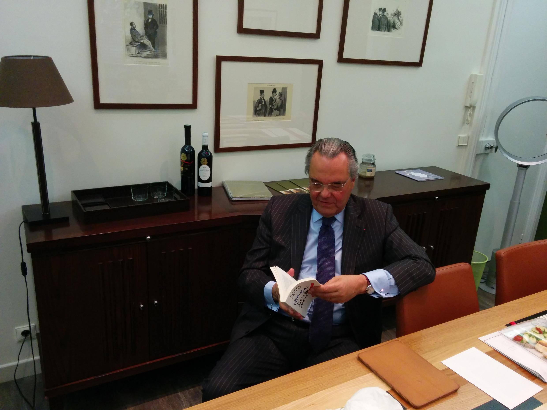 Eduardo Eugênio, presidente da Firjan