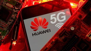 Huawei - smartphone - 5G