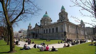 Hôtel de ville de Belfast.