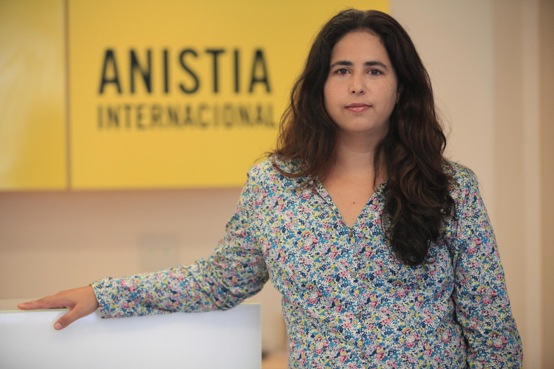 Renata Neder, assessora de Direitos Humanos da Anistia Internacional, alerta para o aumento de homicídios no Brasil.