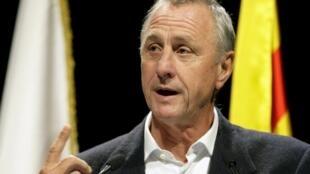 Johan Cruyff morreu de câncer no pulmão nesta quinta-feira (24).