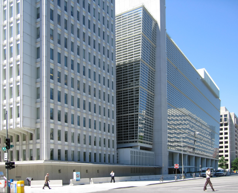 Sede do Banco Mundial em Washington, D.C.