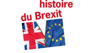 Couverture du livre « Une brève histoire du Brexit » de Kevin O'Rourke, Edition Odile Jacob.
